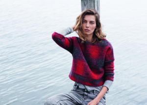 Daria Werbowy Modeling Photo scaled