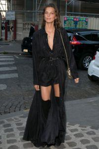Daria Werbowy Style scaled