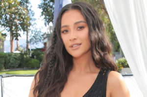 Shay Mitchell Outside