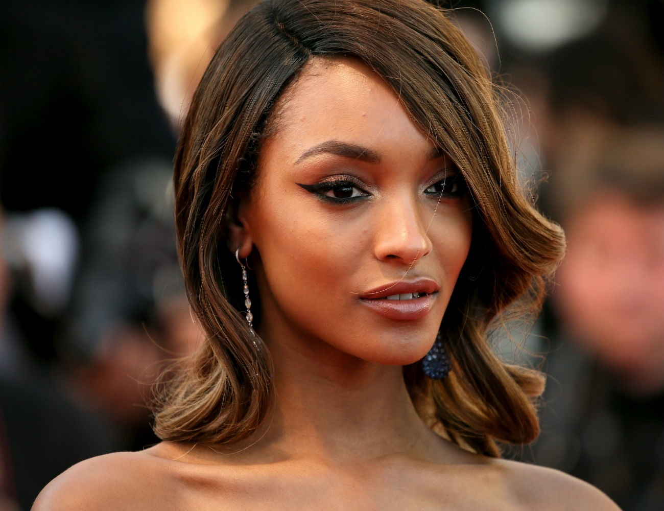 Jourdan Dunn - Jourdan Dunn Net Worth, Pics, Wallpapers, Career and Biography