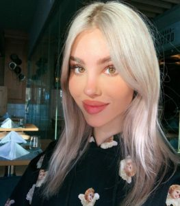 Maria Domark 263x300 - Amanda Paris Net Worth, Pics, Wallpapers, Career and Biography